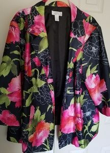 CJ Bank by Christopher & Banks Jacket Size 3X